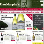 FREE Shipping on ALL Dan Murphy's Orders (Excludes Beer and Wine Fridges)
