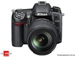 Nikon D7000 DSLR Camera + 18-105mm Kit Lens $984 + $99 Shipping