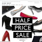 Nine West Half Price Sale Now on - boots, Shoes, Bags, Wallets 50% off sale stock Australia Wide