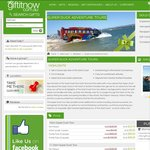 Super Duck Adventure Tours Gold Coast - Adults at Kids for $23.75 @Giftitnow