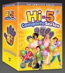 Hi-5 Complete Series USA Version. Over 26 Hours! AUD $50.94 Delivered with Amazon US