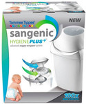 Nappy Disposal - Sangenic Hygiene Plus+ with 1x Refill $14.95 Free Shipping @ OO.com.au