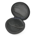 Earphone Bag, Hard Case Earphone Pocket Storage Bag with Mesh $0.95 Free Shipping @Meritline