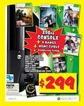 Xbox 360 250GB Bundle (Titanfall, Battlefield 4, Fifa 14, Halo 4 & Tomb Raider) $299+ $9.95 Del @ JB Hi-Fi