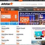 Melb -> Sweden One Way Only $486 Jetstar / Norwegian Air with Dreamliners + *Nonstop Flights!