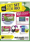 10% off Apple iMac & MacBook Pro @ Dick Smith - Starts This Wednesday