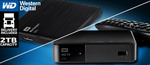 Western Digital WDBGXT0000NBK-AE Streaming TV Live Media Player $108 Delivered COTD