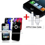 1 x Case & 1 x Lightning Data Cable for iPhone 5s - $2.99 Free Shipping @ Oz Shopping Heaven