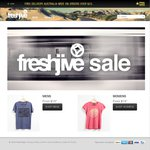 Freshjive Sale: Tees, Hoodies, Shirts and Pants ($15- $35) - Free Delivery over $25 @ Final Days