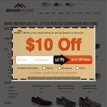 Adidas, Merrell, New Balance & Saucony Mens Sneaker Sale - $59.95 + $9.95 Once Coupon Used