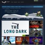 [Steam] Holiday Sale Flash Deals