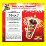 Free Pringles Party Speaker (+ $5 Shipping) When You Purchase 2 Cans