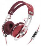 Sennheiser Momentum on-Ear Headphones - Red @ Dick Smith $105.95