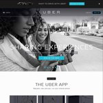 UBER $25 Credit for New Users