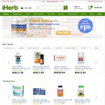 iHerb DHL Express Shipping Is $9.38 for up to 12 Kilos