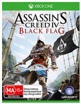 Assassins Creed 4 - Xbox One $15 and Watch Dogs - Xbox One $20 at Target