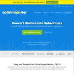 OptinMonster Email Lead Generation - Black Friday 35% off