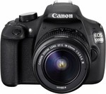 Canon 1200D DSLR Camera with 18-55mm Lens Kit  $398 ($323 after $75 Cashback) @ Harvey Norman