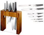 Global Ikasu Knife Block Set 7 Piece - $279 Delivered @ Your Home Depot