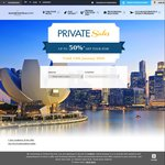 Accor Hotels 40% off Selected Hotels