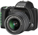 Pentax K-S1 Digital SLR with 18-55mm $399.00 + $18 Shipping (RRP $799) @ Gerry Gibbs