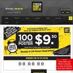 100x Custom A3 Posters - $9.50 C&C @ Xtreemtc.com.au (VIC)
