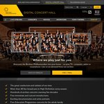 Free 48 Hours Access to Berliner Philharmoniker Digital Concert Hall Video Streaming Service
