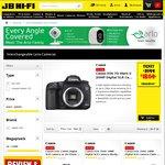 Canon DSLR Body Sale at JB Hi-Fi. 70D $1019.15, 6D $1699.15, 7D $1869.15