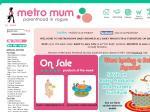 20% off Secret Sale on Baby Category - MetroMum