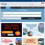 10% off All Hotels Worldwide @ Zuji - Ends 31/10/2016