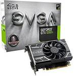 EVGA GeForce GTX 1050 Ti SC 4GB Video Card US $154.99 (~AU $202) Delivered @ Amazon