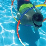 Poolmaster Dolphin Slalom Pool Toy $5 Delivered - PoolAndSpaWarehouse.com.au