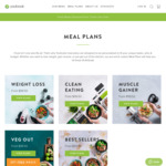 10% off Meal Plans @ Youfoodz (10 Meals from $89.55)