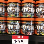 OCD V2 Preworkout $30 Ea @ Power Supps Hamilton/Albany Creek QLD