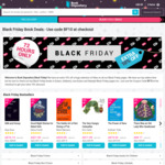 Book Depository Black Friday Sale - Extra 10% off Selected Books