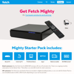 Free All Access to The Fetch Ultimate Pack (All 48 Channels) This December @ Fetch TV (Fetch TV Box Required)