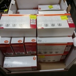 Osram LED 6.8W Warm BC / Warm Or Cool ES 4 pack / 10.5W Warm BC 3 Pack $5 & LED Spotlights $12/$20 @ Bunnings Seven Hills NSW