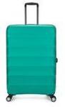 Antler Juno Large 79cm Teal or White Suitcase $90 Delivered @ Luggage Hub