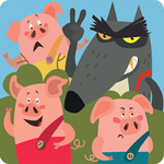 Free: The Three Little Pigs (Was $3.69) @ Google Play
