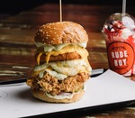 [VIC] Free 'Roo Boy' Burgers from 12PM Today @ Rude Boy Burger (Brunswick West)
