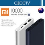 Xiaomi Mi Power Bank 2i 10000mAh Portable Quick DUAL USB Charger $25.99 Delivered @ (ozcctv) eBay