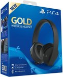 PS4 Gold Wireless Headset $59 Delivered @ Amazon AU (New Customers)