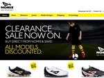Nomis Football Boots online sale! Spark and Glove models $100