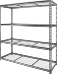 Montgomery 4 Tier Heavy Duty Shelving Unit W:540 H:1900 L:1900,  $99 @ Bunnings