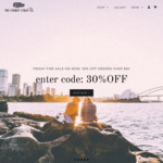 30% off Orders over $49 (Free Shipping Orders over $20) @ The Sydney Strap Co.