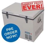 [Pre Order] Koolmate KM55 12V/240V 55 Litre Portable Fridge/Freezer $429 Delivered (RRP $849, Ships 4 October) @ Evakool