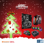 Win 1 of 3 Prizes from ASRock's Xmas Giveaway