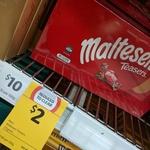 Maltesers (Teasers) 221gm $2 @ Coles