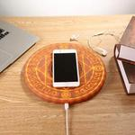 'Magic Circle' 10 watt Wireless Phone Charger + (50% off) AUD $63 + Free Shipping @ GiftJesus