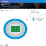 2 General Admin Tickets to Melbourne Victory Vs Brisbane Roar for $29.18 + $6.25 BF @ Ticketmaster - Sat Mar 16 - Marvel Stadium